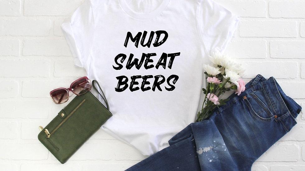 Mud Sweat Beers Tee