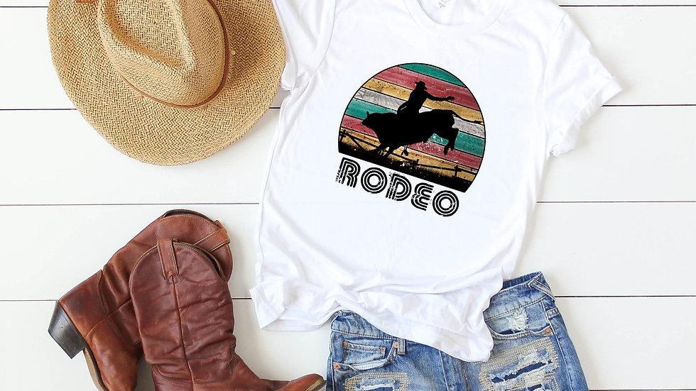 Rodeo Bull Tee