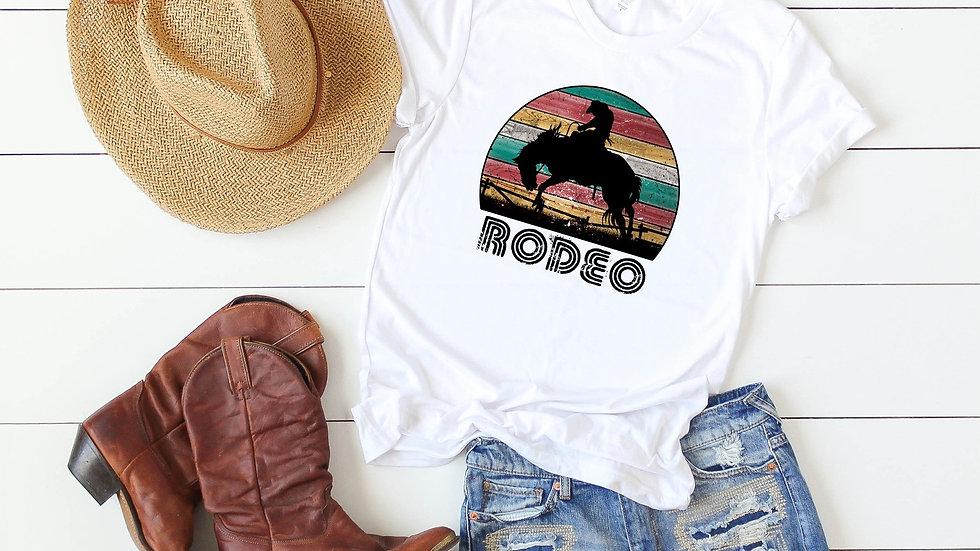 Rodeo Bronco Tee