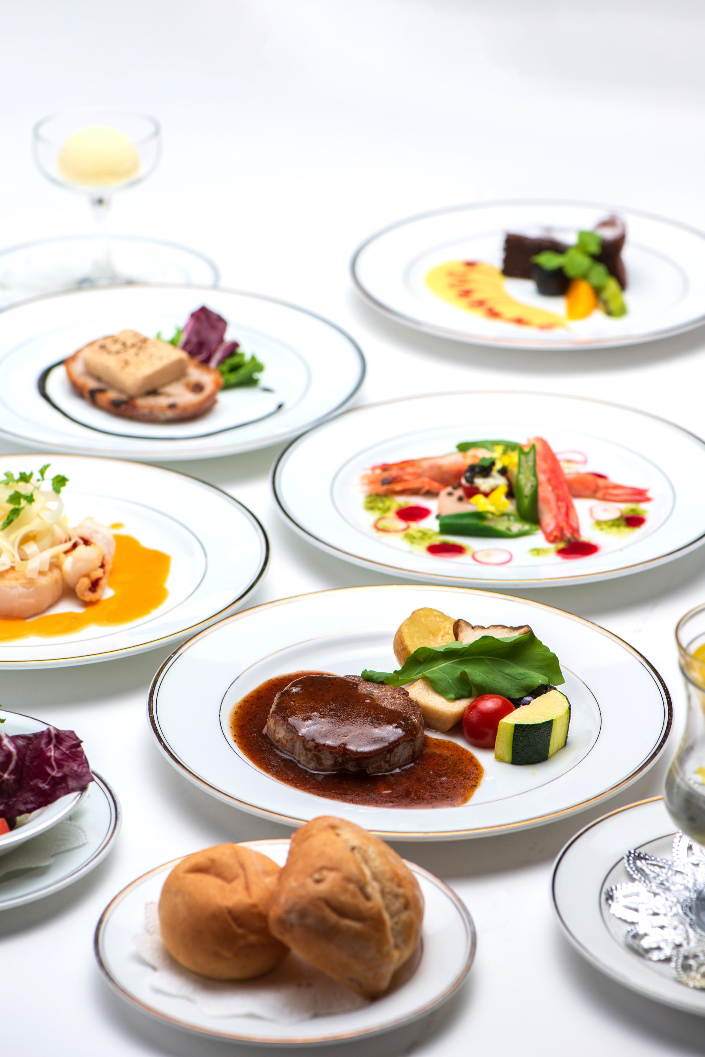宴会 コース料理¥7000.2