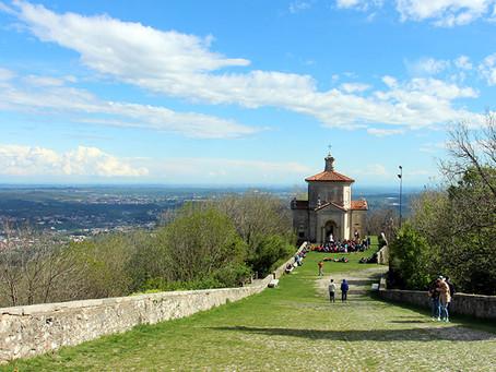 Gita al Sacro Monte 5 settembre - Benessere nella natura