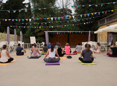 International Yoga Day 21 giugno