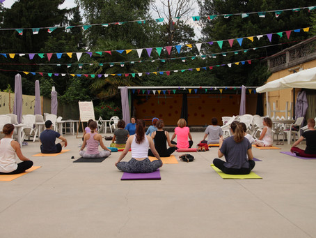 International Yoga Day 21 giugno