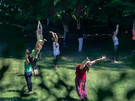 Percorso rinascita primaverile - Yoga per aprirsi all'arrivo della primavera