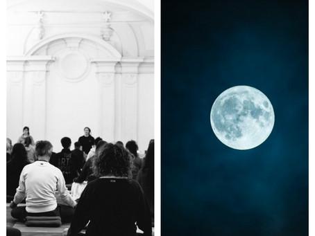 Meditazione della Luna piena