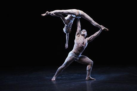 Akrobatische Leistung