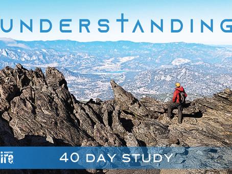 40 Day Study -Understanding - Day 40