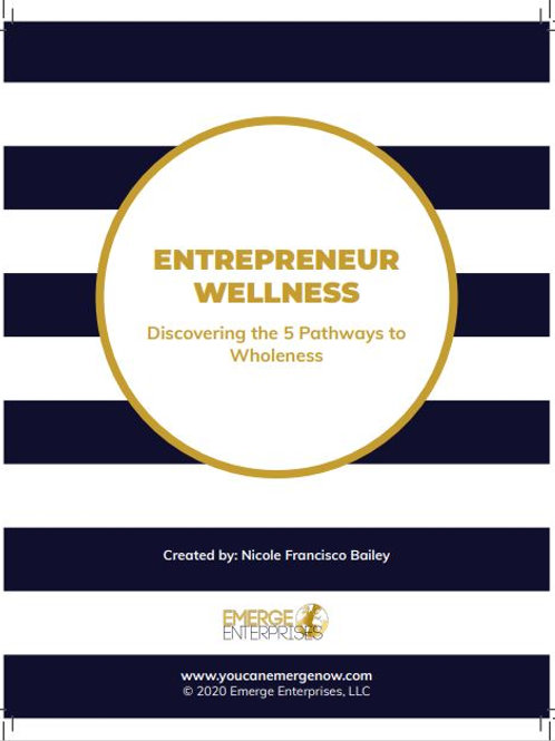 Entrepreneur Wellness Guide