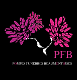 creation logo pompes funèbres beaumontoises