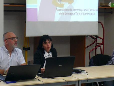 Lancement Boutique en ligne Vis Ta Lomagne