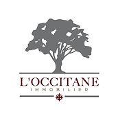creation logo agence immobilière l'occitane