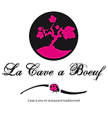 creation logo la cave à boeuf