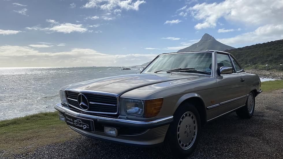 Mercedes-Benz 420 SL