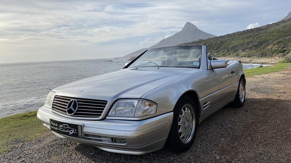 Mercedes- Benz SL500