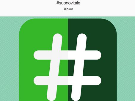 Ho creato un Hashtag