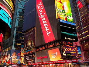 Wallgreens Times Square NYC