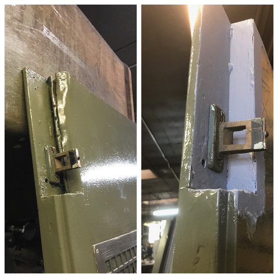 Elevator door repairs in as little as one day!