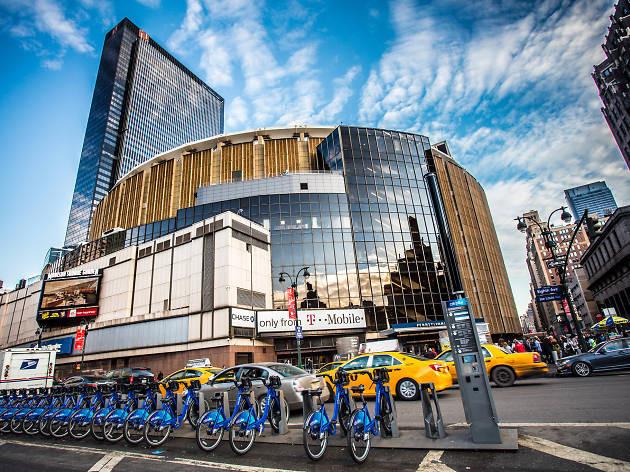 Madison Square Garden & Penn Station