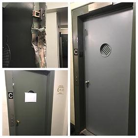 Elevator Entrance Repair