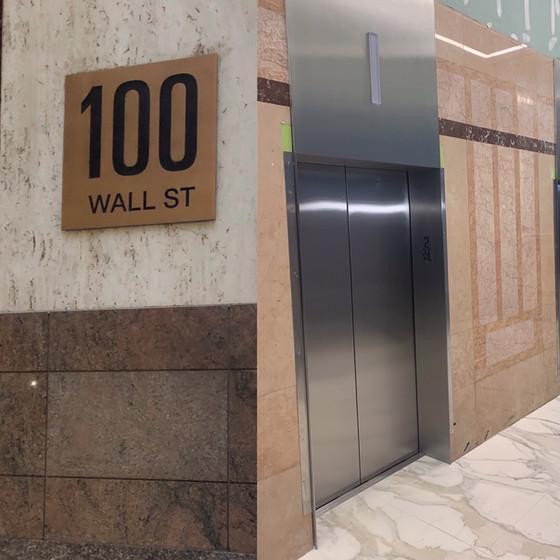 100 Wall Street Remodel