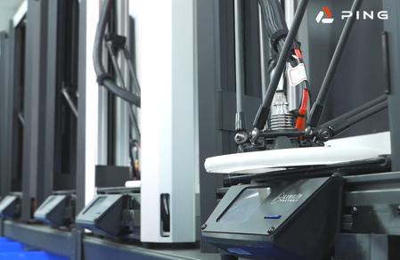 PING 3D Printer 防疫印起來
