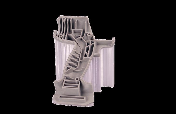 PING 3D Printer雙料0.4列印物件