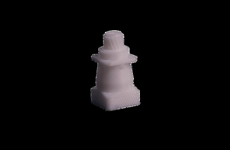 PING 3D PrinterPING 3D Printer雙料0.25列印物件