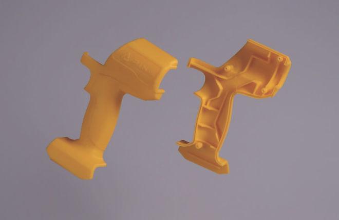 3D列印件 電鑽外殼