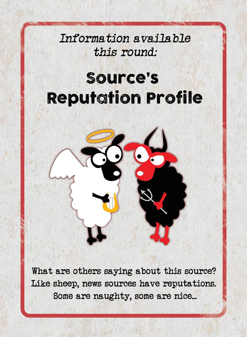 Context - Sources Reputation
