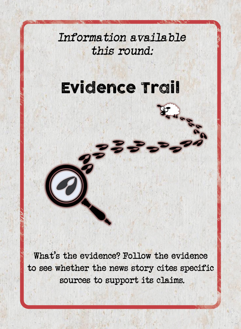 Context - Evidence Trail