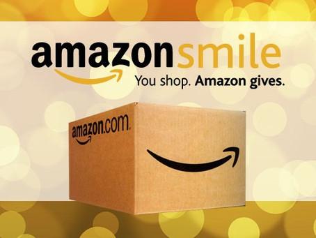 AmazonSmile Works!