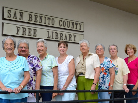 Friends Get Grant from City of Hollister