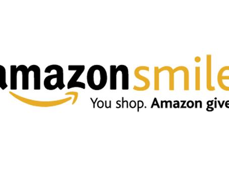 Amazon Smile Works!