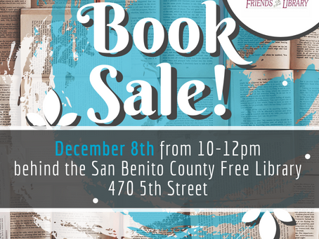 December Book Sale!