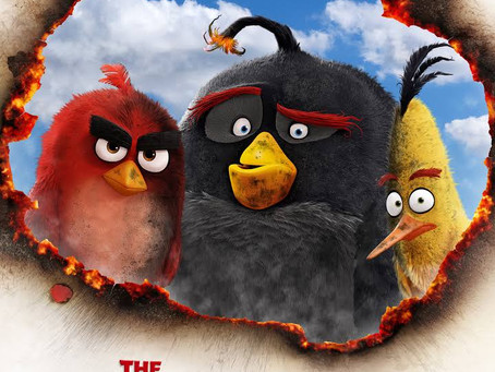 Kids Movie Day at the Library: Angry Birds