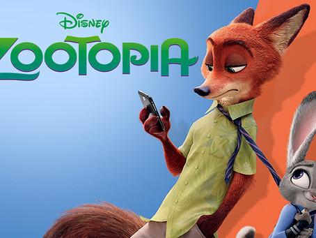 Kids Movie Day: Zootopia