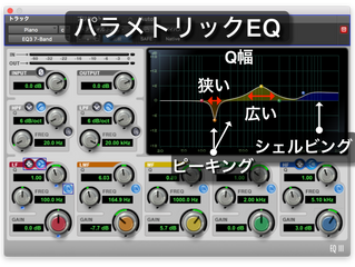 音響ワークショップ第4回 & EQ解説