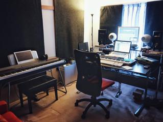 プライベートスタジオをリニューアル!