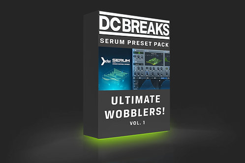 'Ultimate Wobblers!' Serum Pack