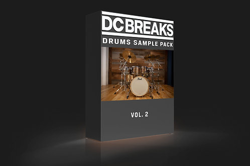 Drums Sample Pack (Vol 2)