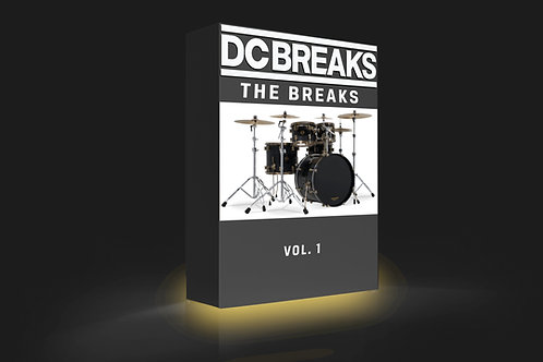 """The Breaks"" Sample Pack (Vol 1)"