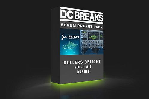 'Roller's Delight' Serum Bundle (Parts 1 & 2)