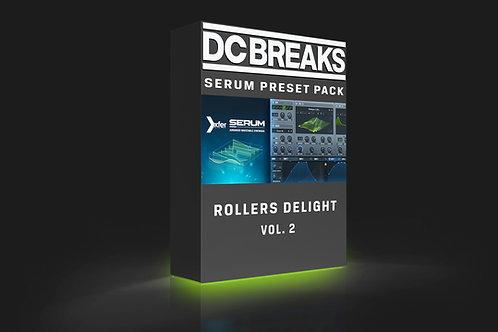 'Roller's Delight' Serum Presets (Part Deux)