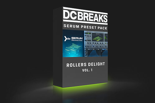 'Roller's Delight' Serum Presets (Part 1)