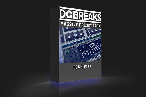 'Tech Step' DnB Massive Presets