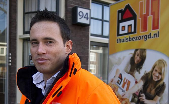 Jitse Groen (38) – Thuisbezorgd.nl
