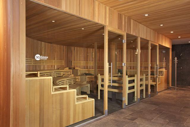 warren sauna