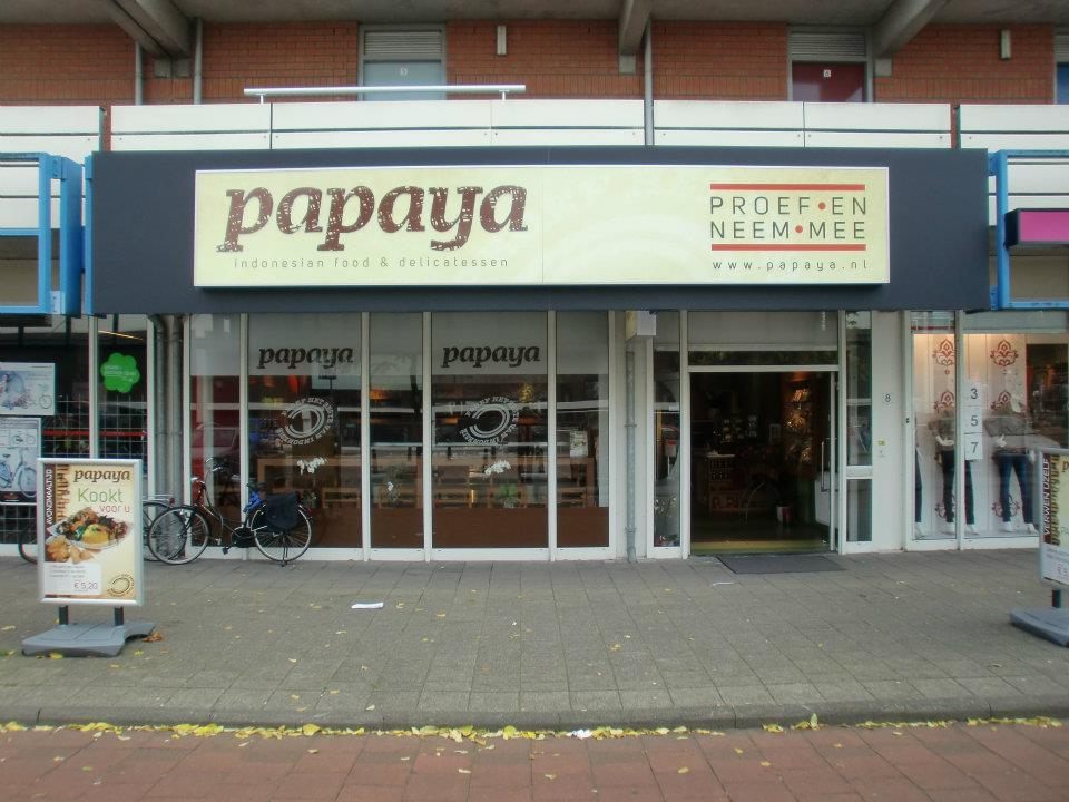 PAPAYA INDONESIAN TAKE AWAY CHAIN