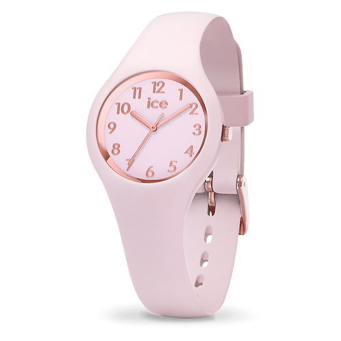 Montre Ice Watch Glam Pastel Pink Lady Numbers Extra Small
