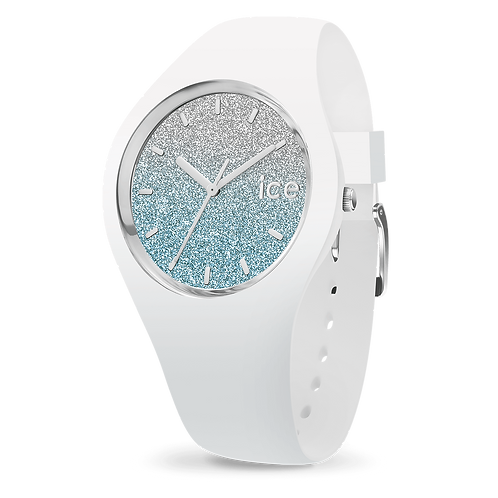 Montre Ice Watch Lo White Blue Small